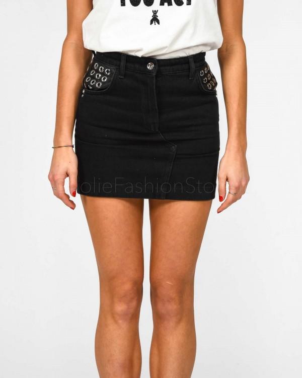Love Moschino Pantalone in Felpa Blu W 1 395 80 M 3992 Y56