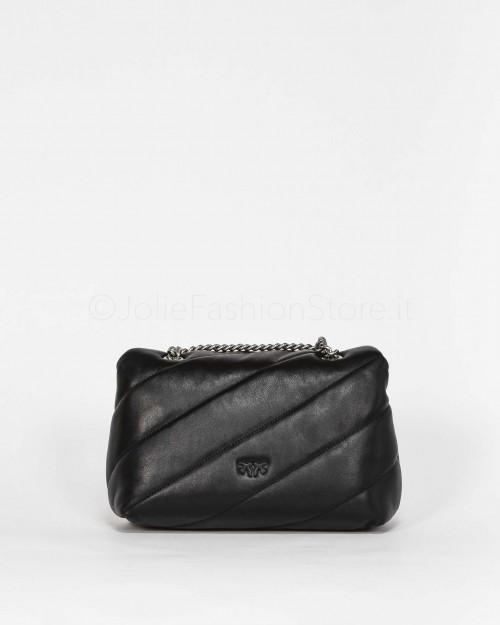 Pinko Love Bag Borse Nero Limousine  1P222WY6Y4-Z99