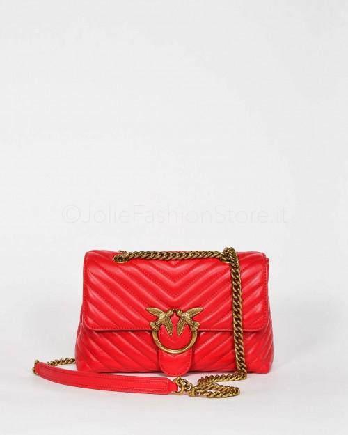 Pinko Love Bag Borse Rosso Puro