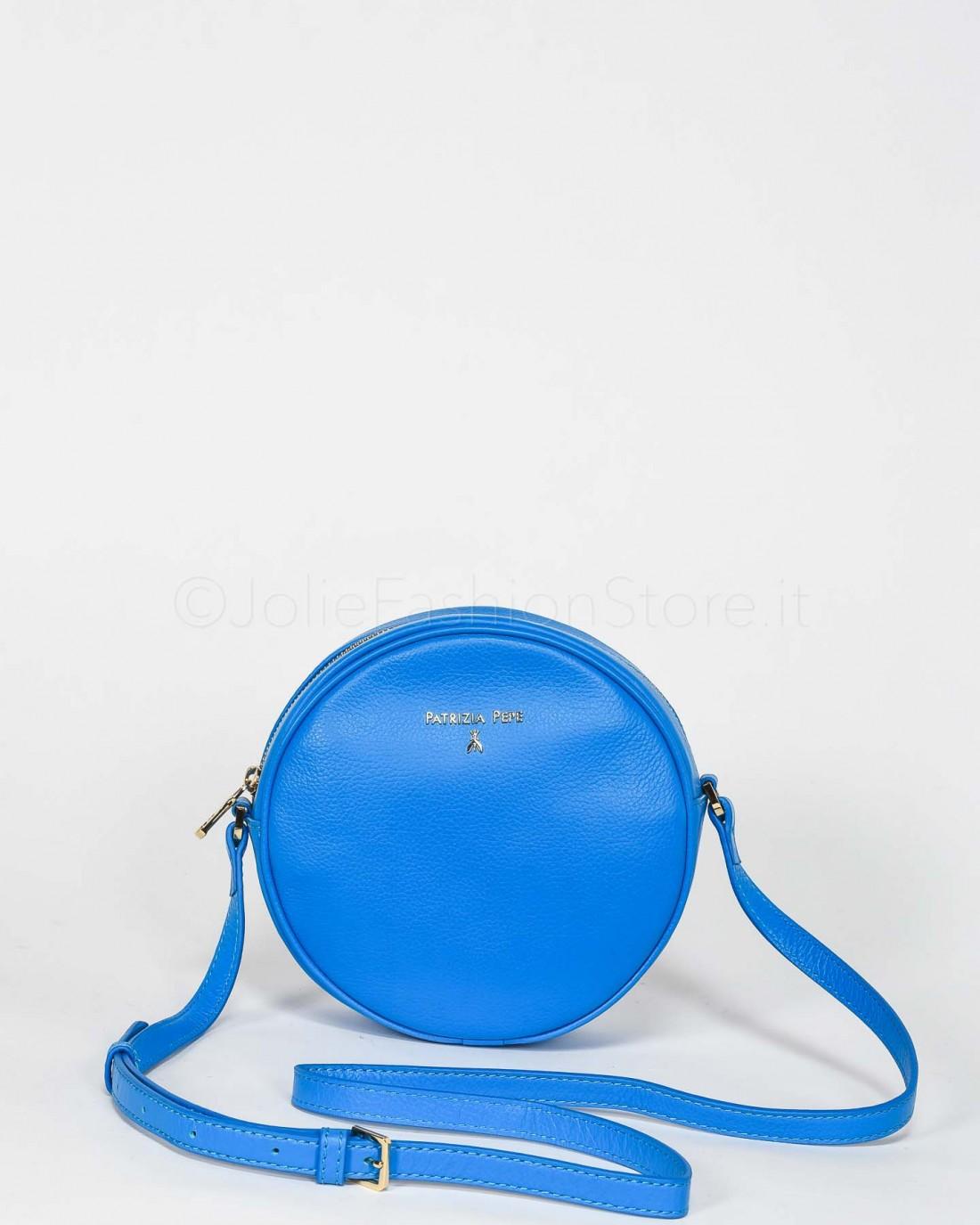 Patrizia Pepe Borsa Astral Blue  2VA198A4U8N-C859