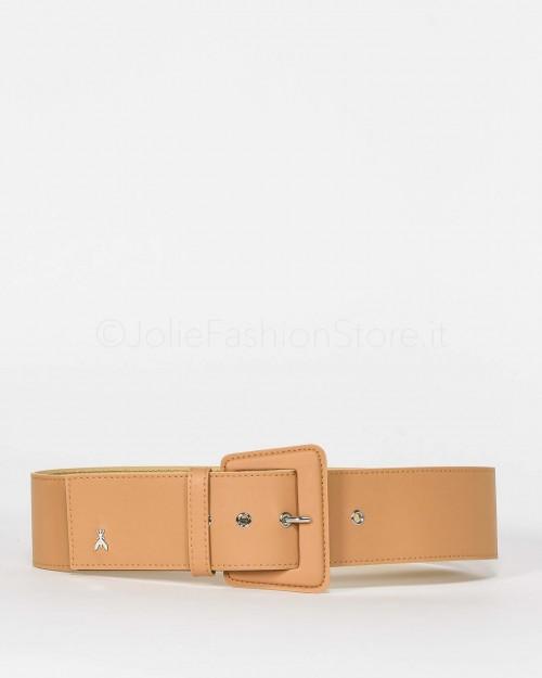 Patrizia Pepe Cintura Alta Colore Beige