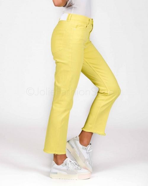 Pinko Jeans Giallo  1J10CY-H04