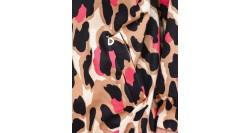 Love Moschino Maglia Rasata con Applicazioni Floreali W S G49 11 X 1297