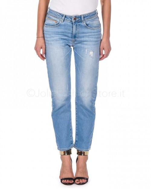 Care Label Jeans BoyFriend Lavaggio Chiaro  Kathy 418