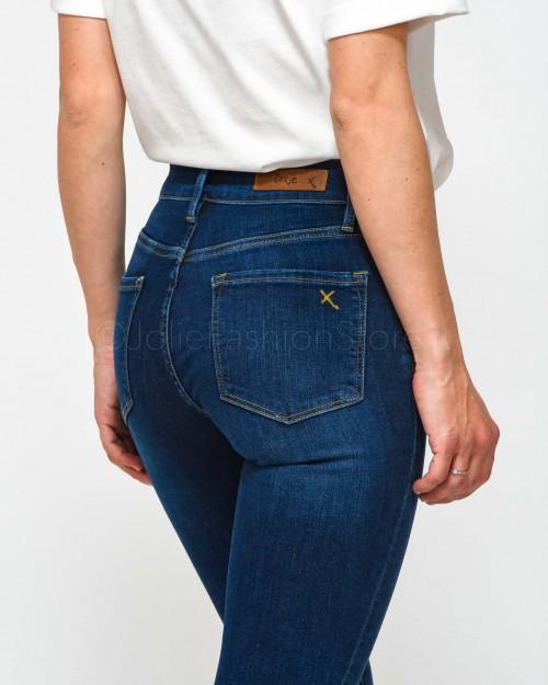 Pinko Tuta Corta in Jeans