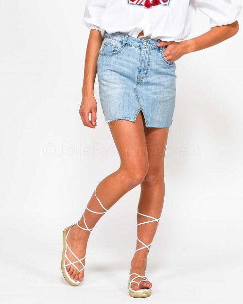 Haveone Minigonna In Jeans