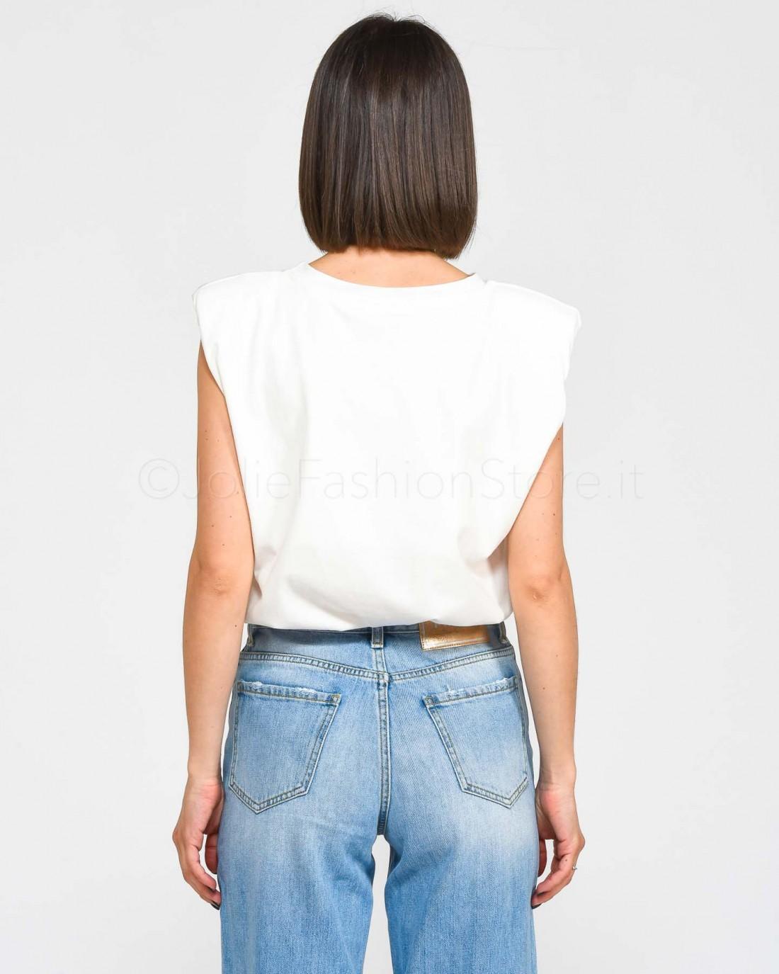 online store f08c4 cee91 Patrizia Pepe Jeans Basic Nero - A/I 2019/20