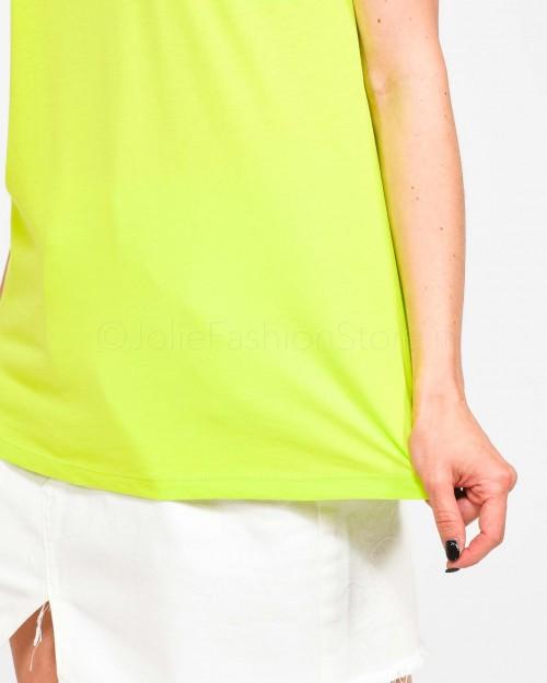 Solo Tre T-Shirt Verde Acido  M11273-ACIDO