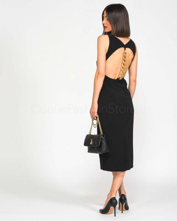 Patrizia Pepe Pantalone Over Size Cammello 8P0231