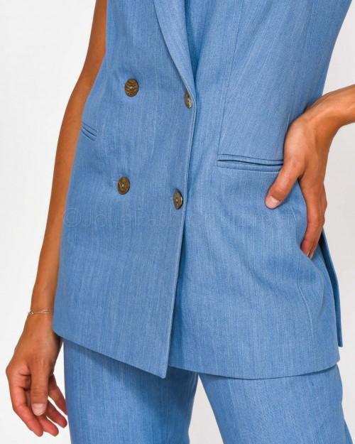 Love Moschino Pantalone in Felpa Stampa Camouflage W 1 486 02 M 4087