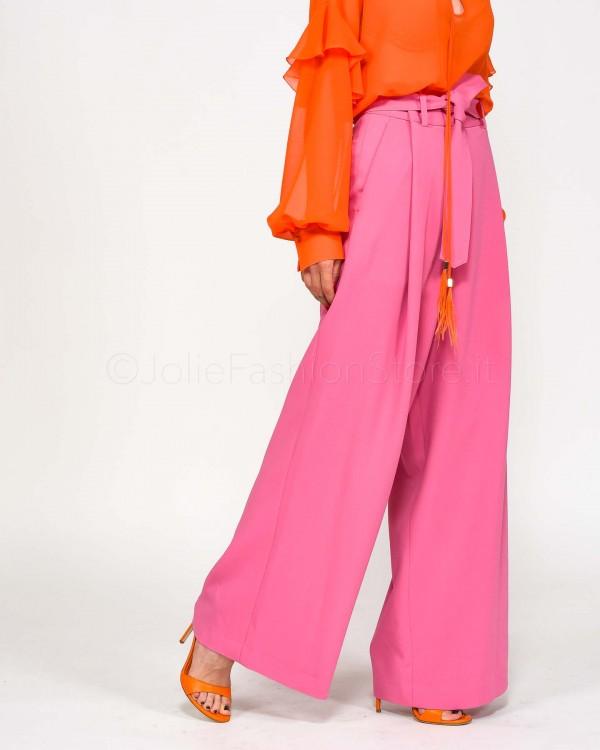 Love Moschino T-Shirt Oversize Bianca W 4 F87 21 M 3517