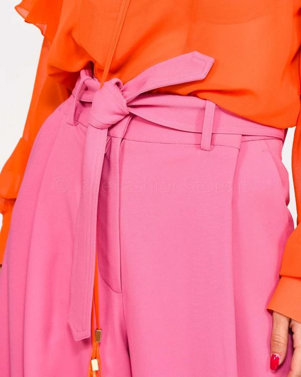 Love Moschino T-Shirt Oversize Bianca W 4 F87 21 M 3517-2