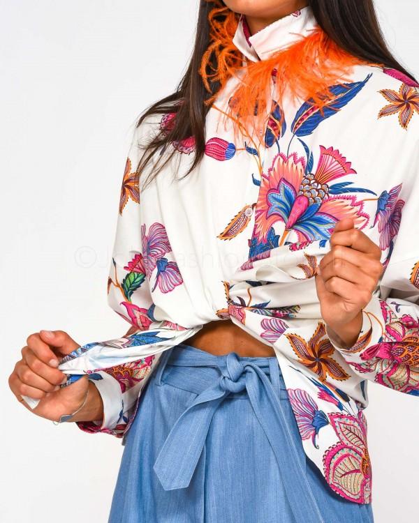 Love Moschino T-Shirt Oversize Nera W 4 F87 21 M 3517-1