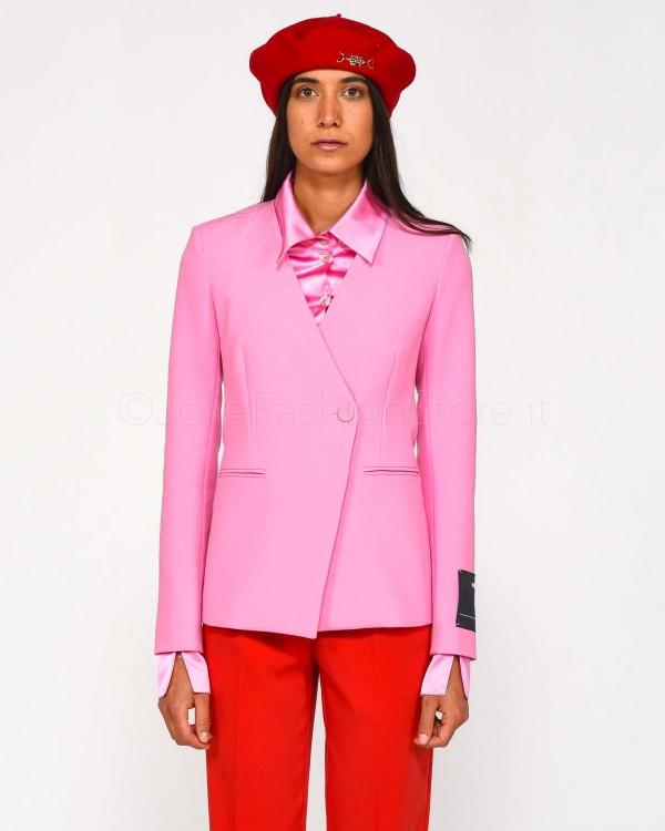 Pinko Maglia in Cashmere Rosa 1G149G