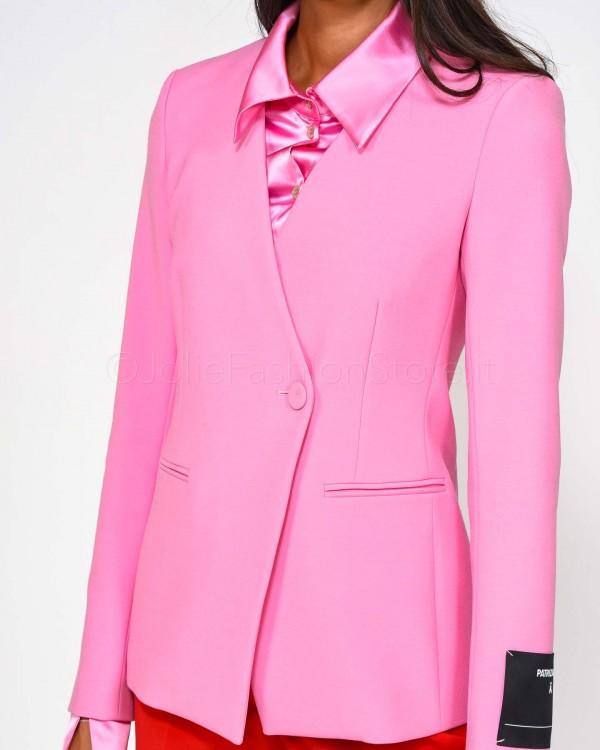 Pinko Maglia in Cashmere Rosa 1G149G-1