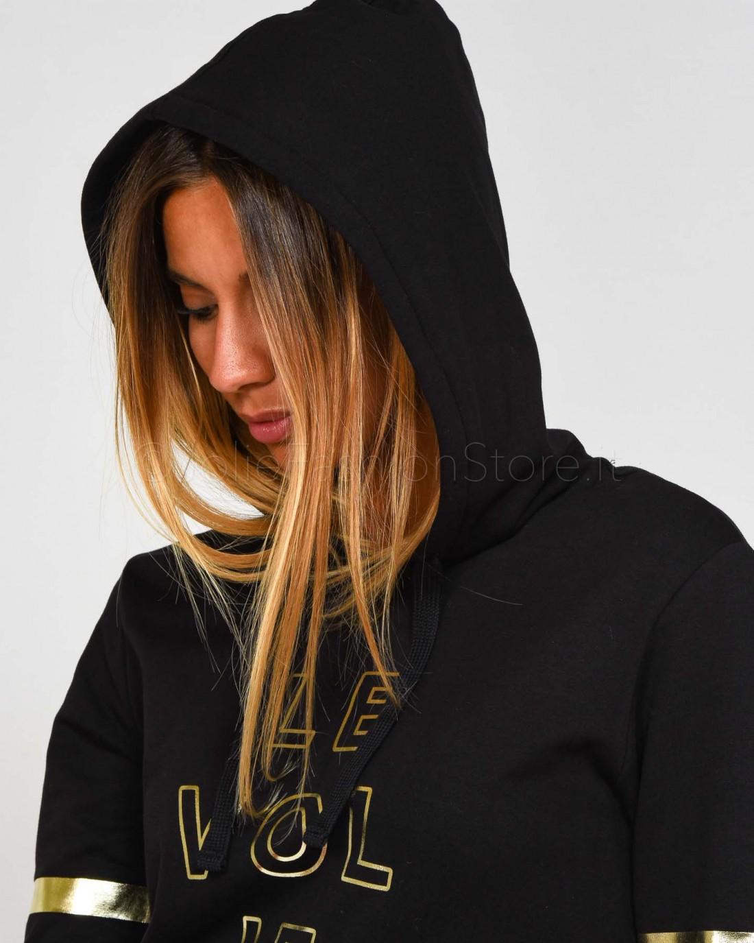 Patrizia Pepe Maglia con Stelle Bianca 1M3918-X2RQ