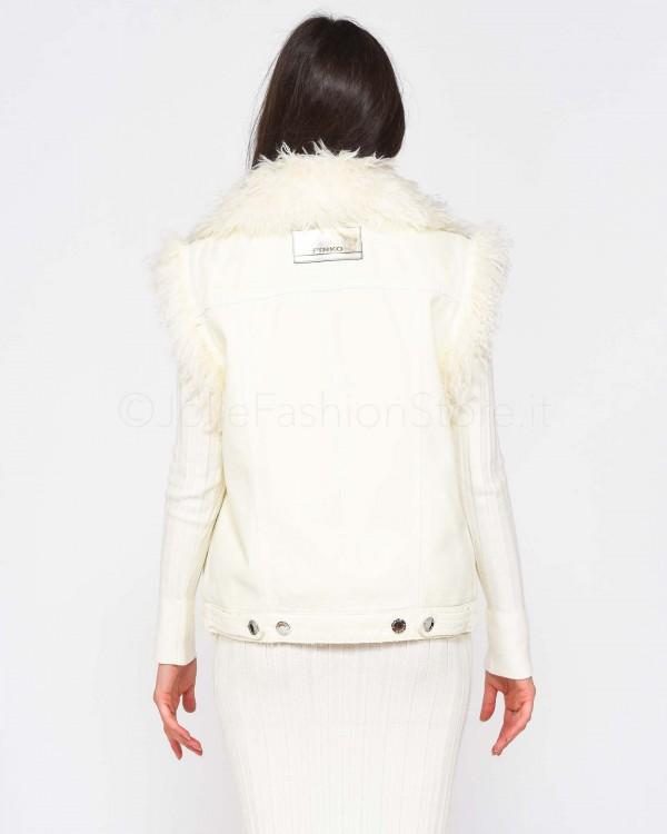 Pinko Borsa Mini Love Bag Quilting Effetto Specchiato 1P21GQ-YSUZ-ZZF