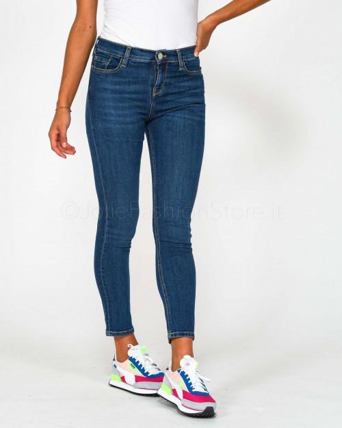 Pinko Jeans Skinny Denim Blu Scuro