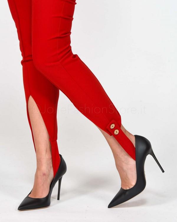 Care Label Jeans a Largo Crop OLIVIA 549-41
