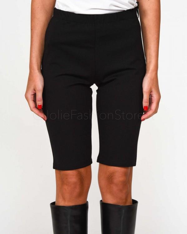Elisabetta Franchi Pantalone Skinny Nero PA32796E2-NERO