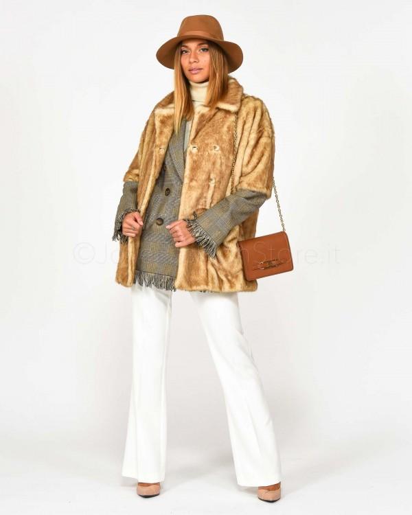 Elisabetta Franchi Jeans Skinny Dettaglio Bottoni PJ47I96E2