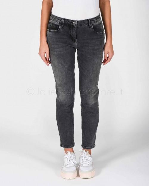 Patrizia Pepe Jeans Grigio