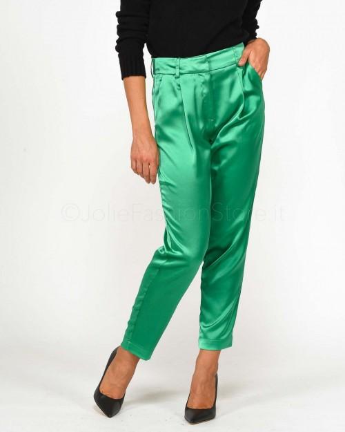 Aniye By Pantalone in Raso Verde