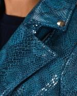 (O)ff-Fear Jeans Grigio Con Strappi BARBY