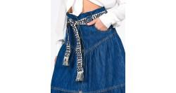 Sweet Matilda Pantalone in Tuta Bianco 29SMB16-BIANCO