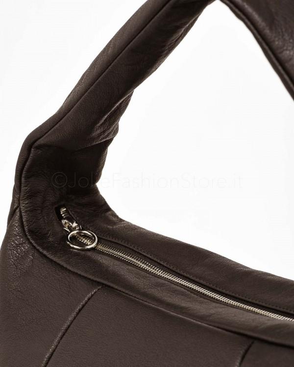 Pinko Cintura Vita Alta in Pelle Nera 1H20R8-Z99