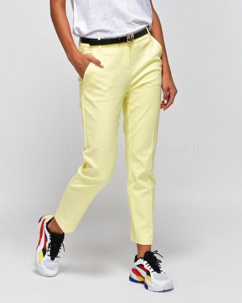Pinko Pantalone in Bielastico Giallo