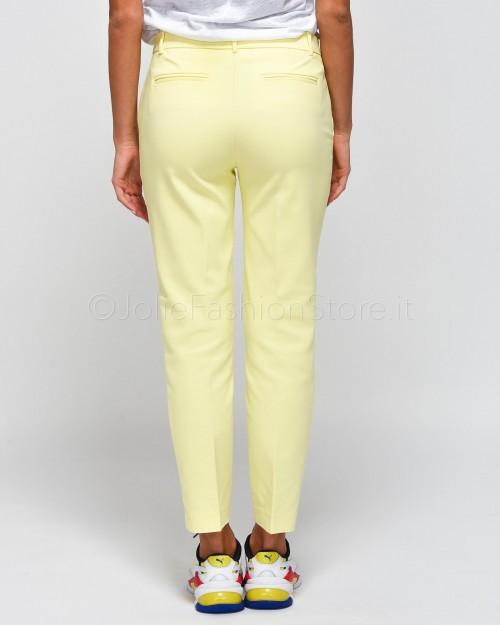 Pinko Pantalone in Bielastico Giallo  1G14TT-H04