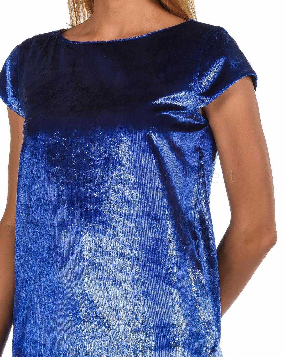 Solo 3 T-Shirt in Seta Arancione M10164_ARANCIO