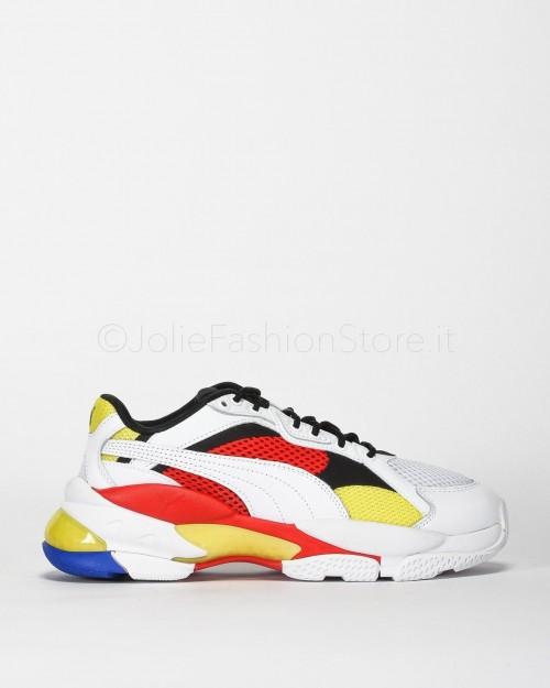 Puma Sneakers LQD Giallo/Blu/Rosso