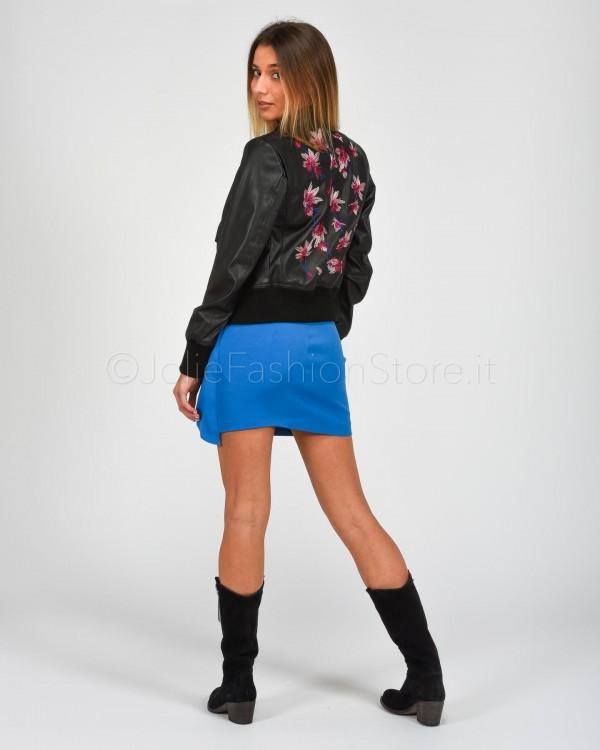 Carla G. Pantalone Beige in Cotone PEDE04