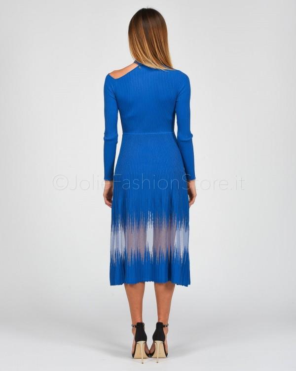Elisabetta Franchi Shorts Bianco SH01683E2_AVORIO