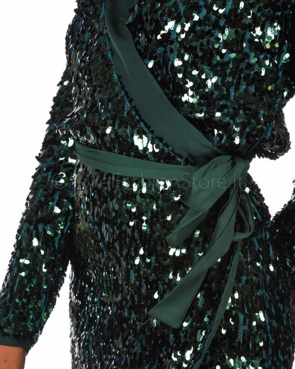 Up Jeans Pantalone A Cavallo Sceso In Lana Grigio PA0951_GRIGIO