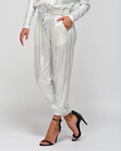 Pinko Pantalone Argento