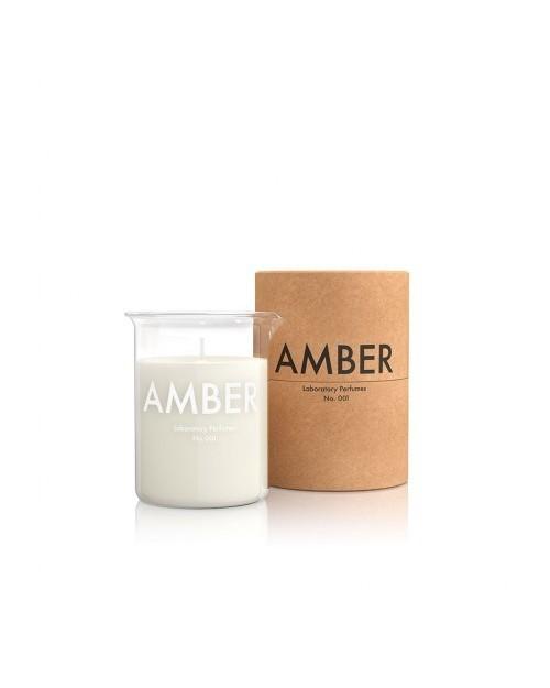 LaboratoryÊ Perfumes Amber Candela 200g