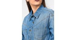 Gina Gorgeous Gonna a Tubino in Latex Rossa GI280302/A-303