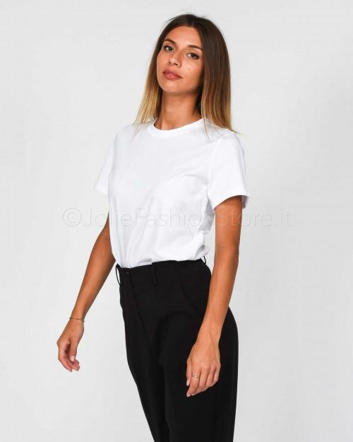 Jolie Crew T-Shirt Bianca Basic  2002K