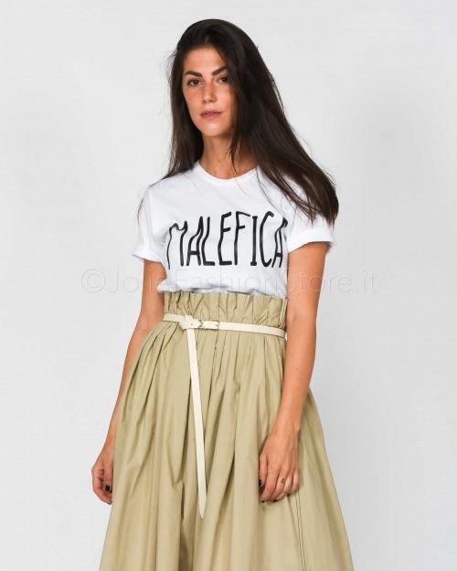 Jolie Crew T-Shirt Malefica Bianca