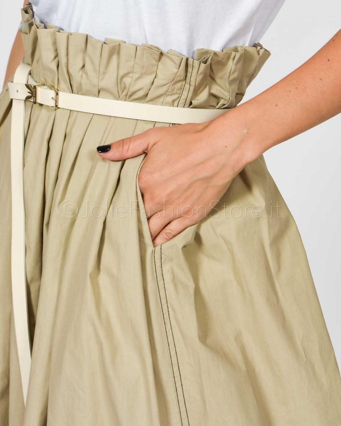 5Preview Pantalone Nero Velluto T261