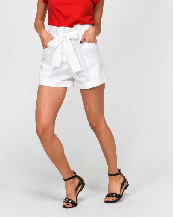 Haveone Shorts Bianco  PLP/C059/002