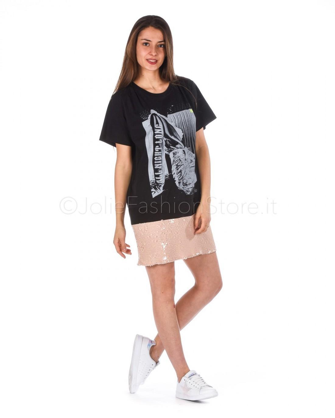 Gina Gorgeous Abito Maxi con Paillettes  GI190114